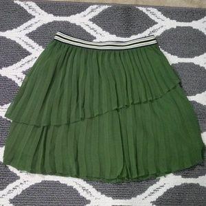 Zara Basic mini skirt